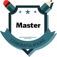 master degree icon